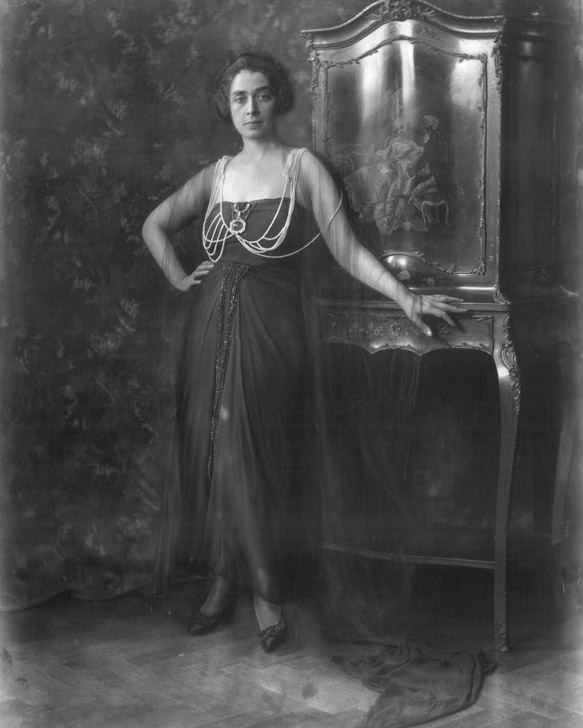 Romanian aristocratic women - Martha Bibescu